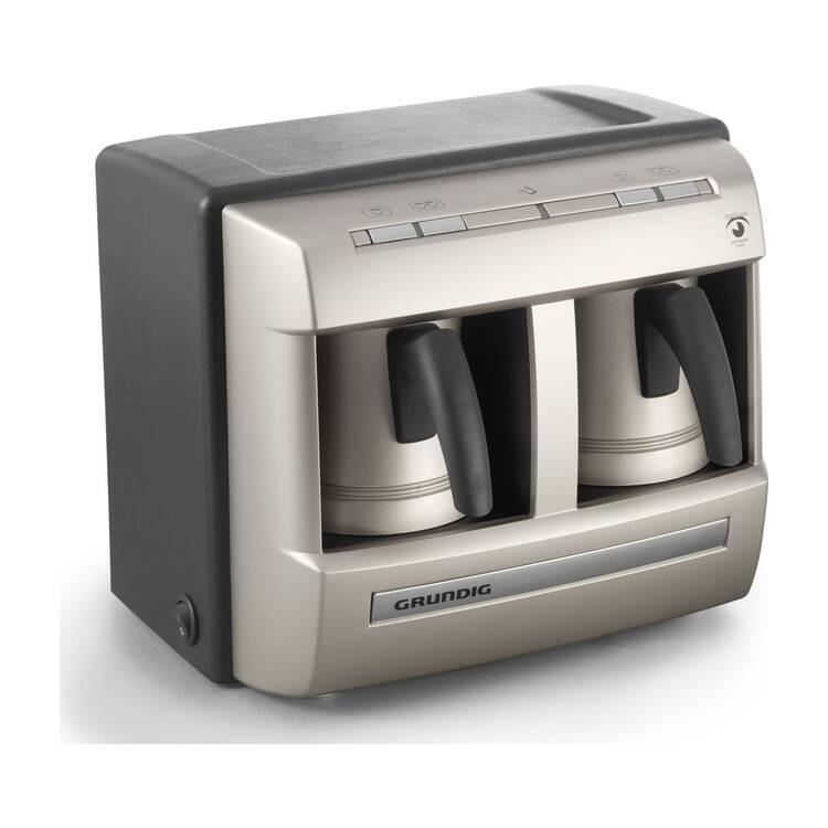 Grundig TKM TCM 6730 C Cream Gold Türk Kahve Makinesi